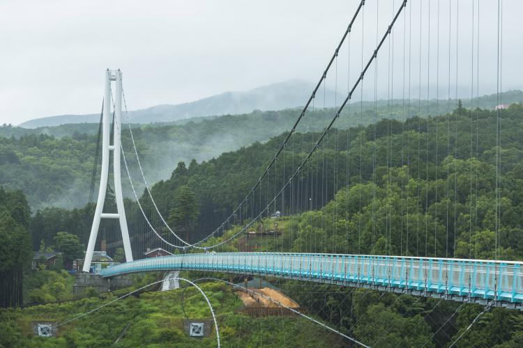 三島スカイウォーク(三島大吊橋)
