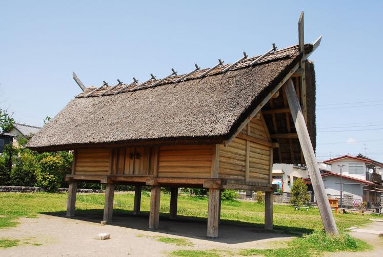 登呂遺跡(静岡市立登呂博物館)