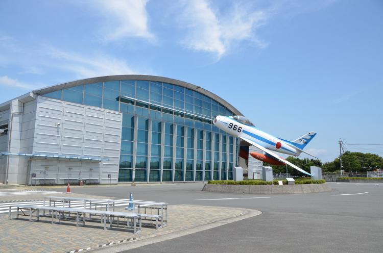 航空自衛隊 浜松広報館(エアーパーク)
