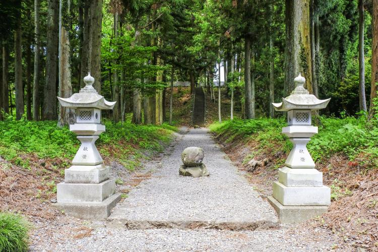 山宮浅間神社
