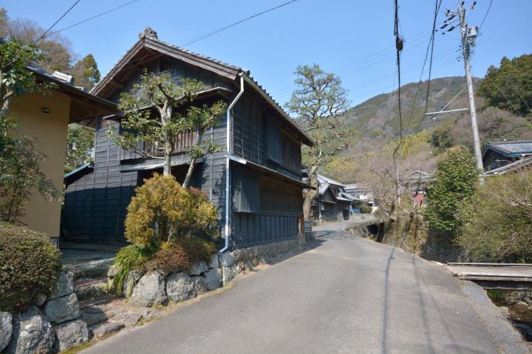 花沢伝統的建造物群保存地区