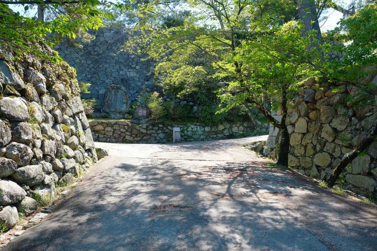 松坂城跡(松阪公園)