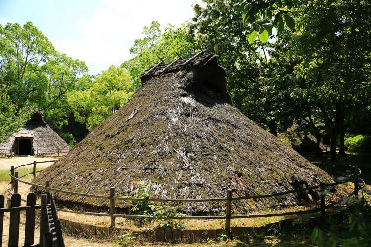 弥生の森歴史公園・銅鐸博物館