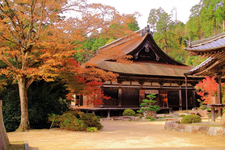 善水寺(湖南三山)
