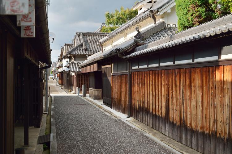 富田林寺内町(伝統的建造物群保存地区)