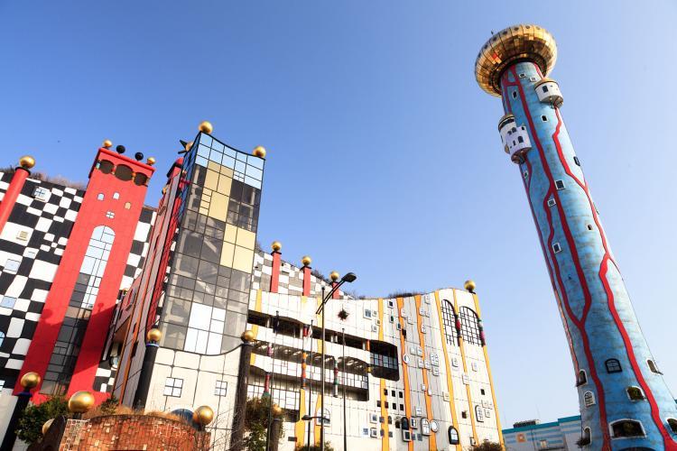 大阪市環境局舞洲工場