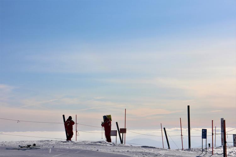 ハチ・ハチ北高原スキー場
