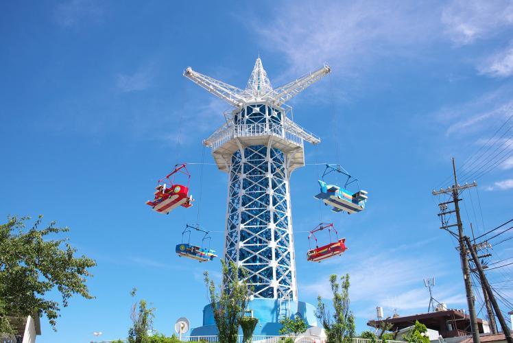 生駒山遊園地