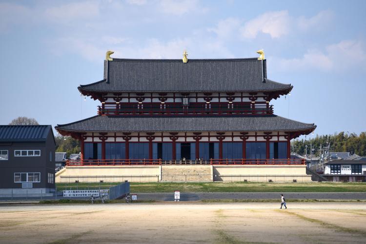 【世界遺産】平城宮跡