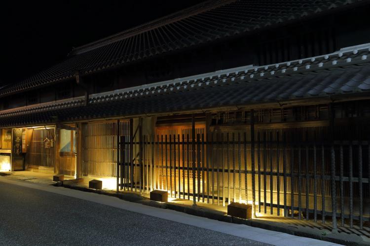 宇陀松山伝統的建造物群保存地区