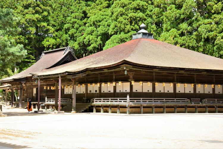 【世界遺産】高野山壇上伽藍・金剛峯寺