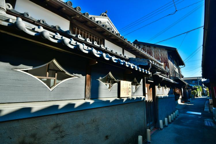 湯浅伝統的建造物群保存地区