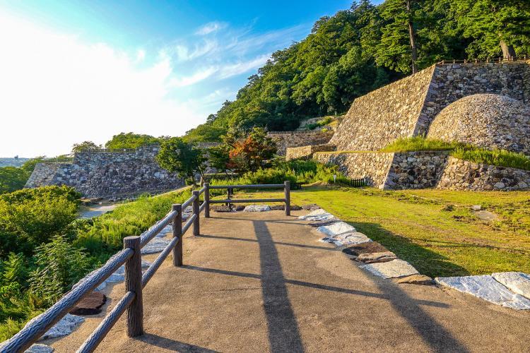 久松公園(鳥取城跡)
