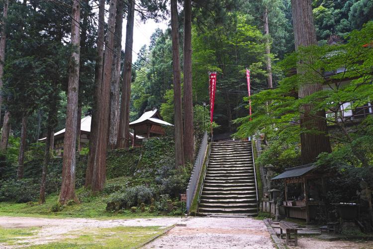三徳山三佛寺投入堂(三仏寺)