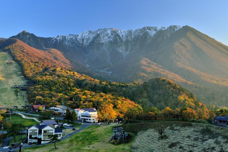 豪円山のろし台(大山)