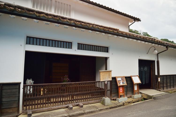 大森銀山伝統的建造物群保存地区