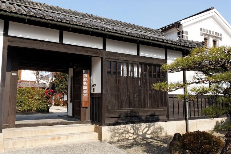 倉敷美観地区(倉敷川畔伝統的建造物群保存地区)