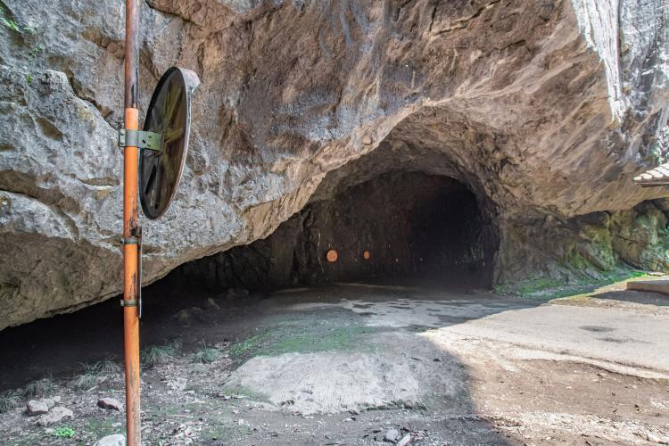 県道300号羽山第二隧道