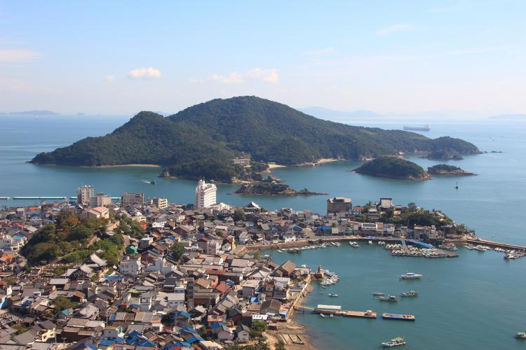 鞆の浦(伝統的建造物群保存地区)