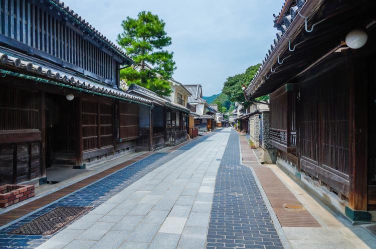 竹原(伝統的建造物群保存地区)