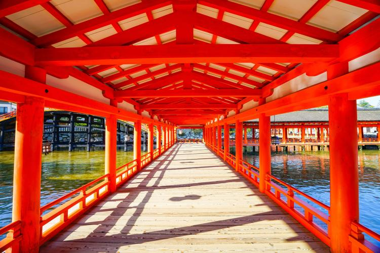 宮島(厳島神社地区)