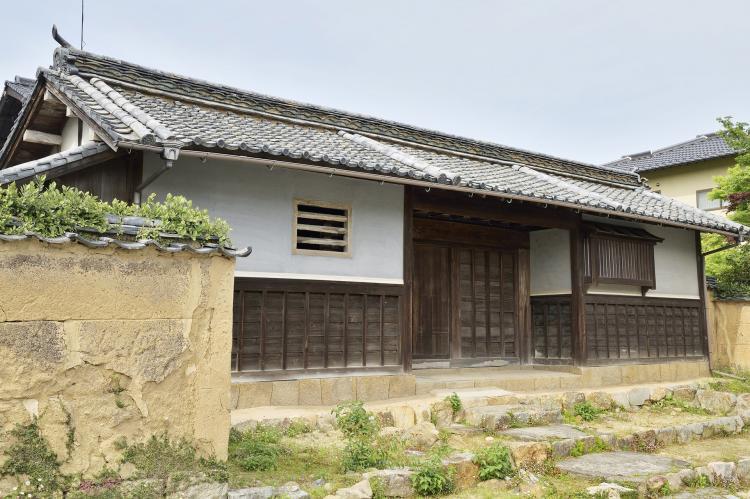 菅家長屋門(城下町長府地区)