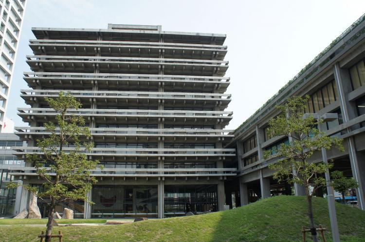 香川県県庁舎(東館)