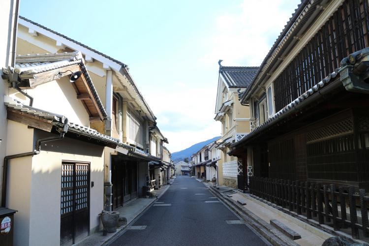 内子町八日市護国(伝統的建造物群保存地区)