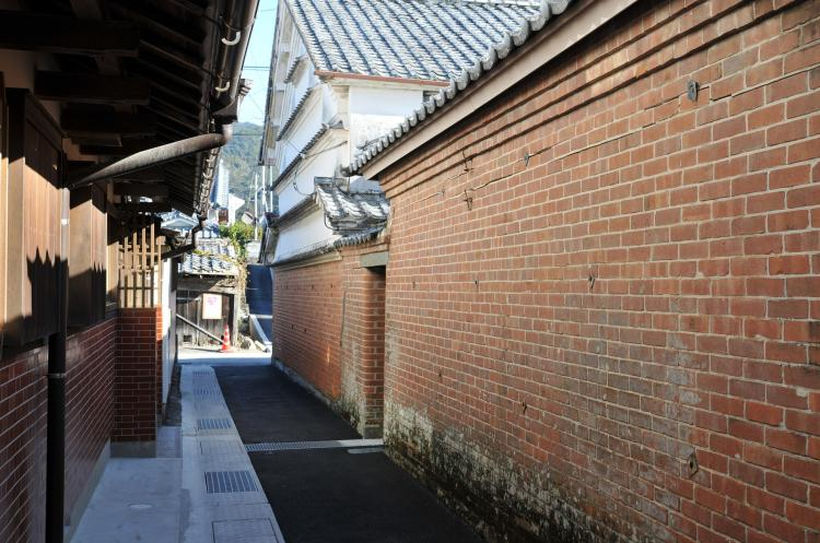 吉良川町伝統的建造物群保存地区