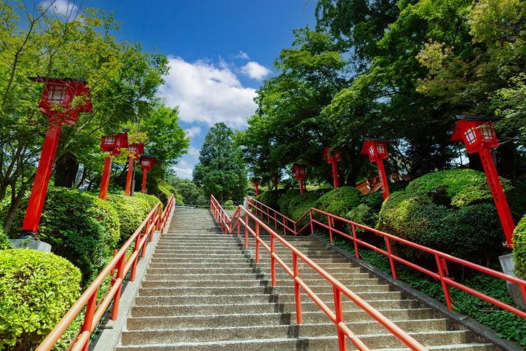 足立山妙見宮(御姐神社)
