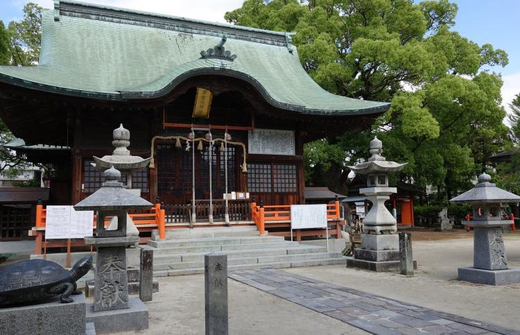 与賀神社(與賀神社)
