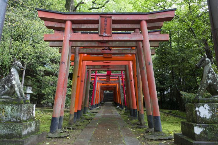 玉園稲荷神社