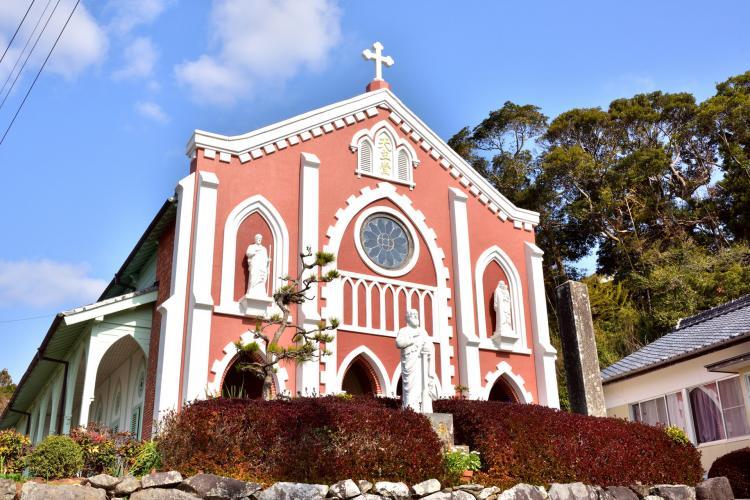宝亀教会(平戸・五島教会群)