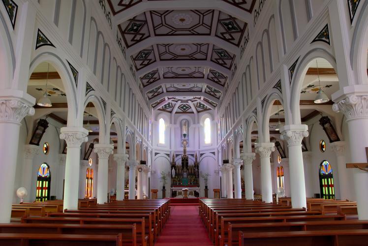 紐差教会(平戸・五島教会群)