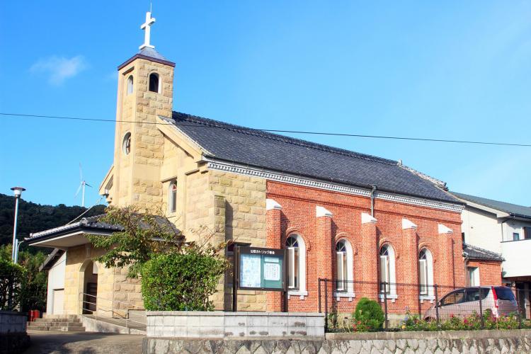 山田教会(平戸・五島教会群)