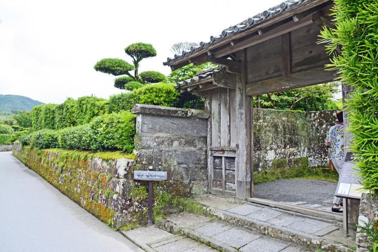知覧(伝統的建造物群保存地区)