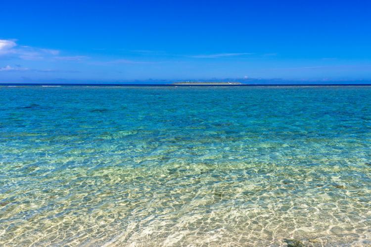 瀬底ビーチ(瀬底島)